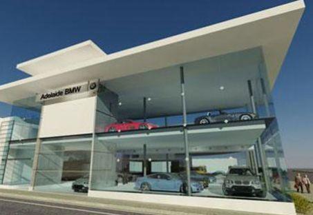 Phòng trưng bày BMW Việt Nam