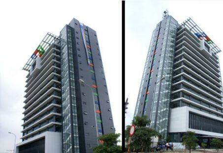 Toàn nhà FPT Cầu Giấy - Hà Nội