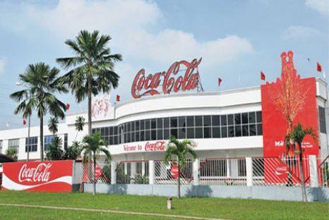 Nhà máy Cocacola Việt Nam