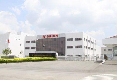 Nhà máy thực phẩm Orion Việt Nam