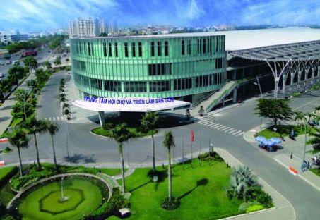 Trung tâm Hội chợ triễn lãm Sài Gòn