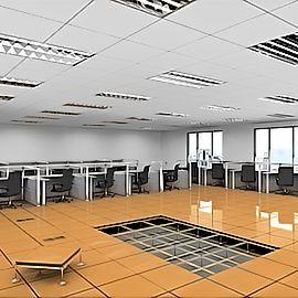 Cung cấp và thi công lắp đặt hệ thống sàn nâng, sàn vinyl, sàn vữa Epoxy_PU
