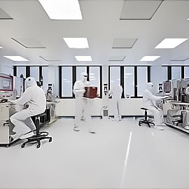 Design, Supply and Installation package to cleanroom, cleanroom equipment