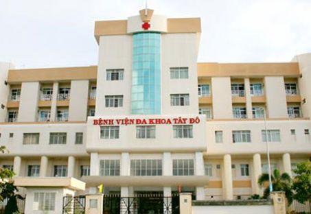 Tay Do General Hospital