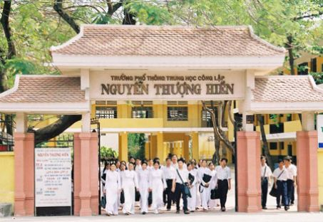 Nguyen Thuong Hien School