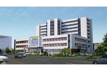 Bệnh viện quân y 105 - Hà Nội