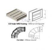 CD/NRD vuông - Co tròn