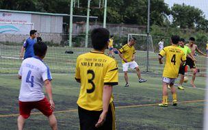 Trận bóng đá giao hữu
