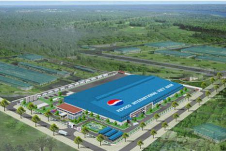 Nhà máy Pepsi Việt Nam