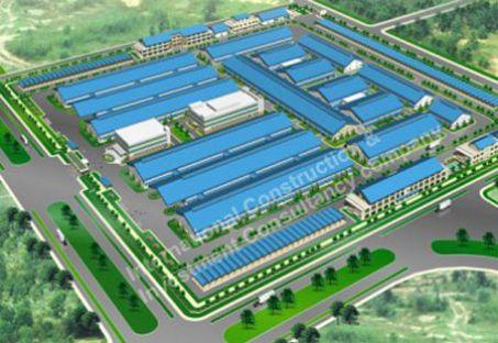 Nhà máy PouSung Việt Nam