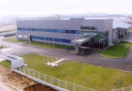 Nhà máy Sakata INX Việt Nam