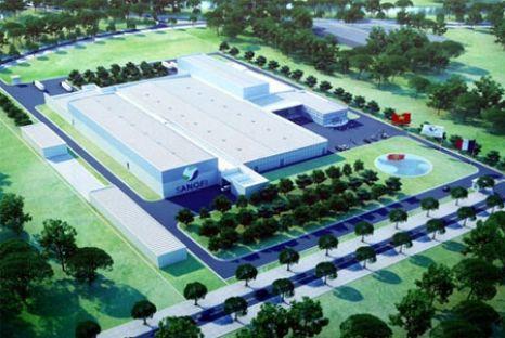 Nhà máy Sanofi Việt Nam