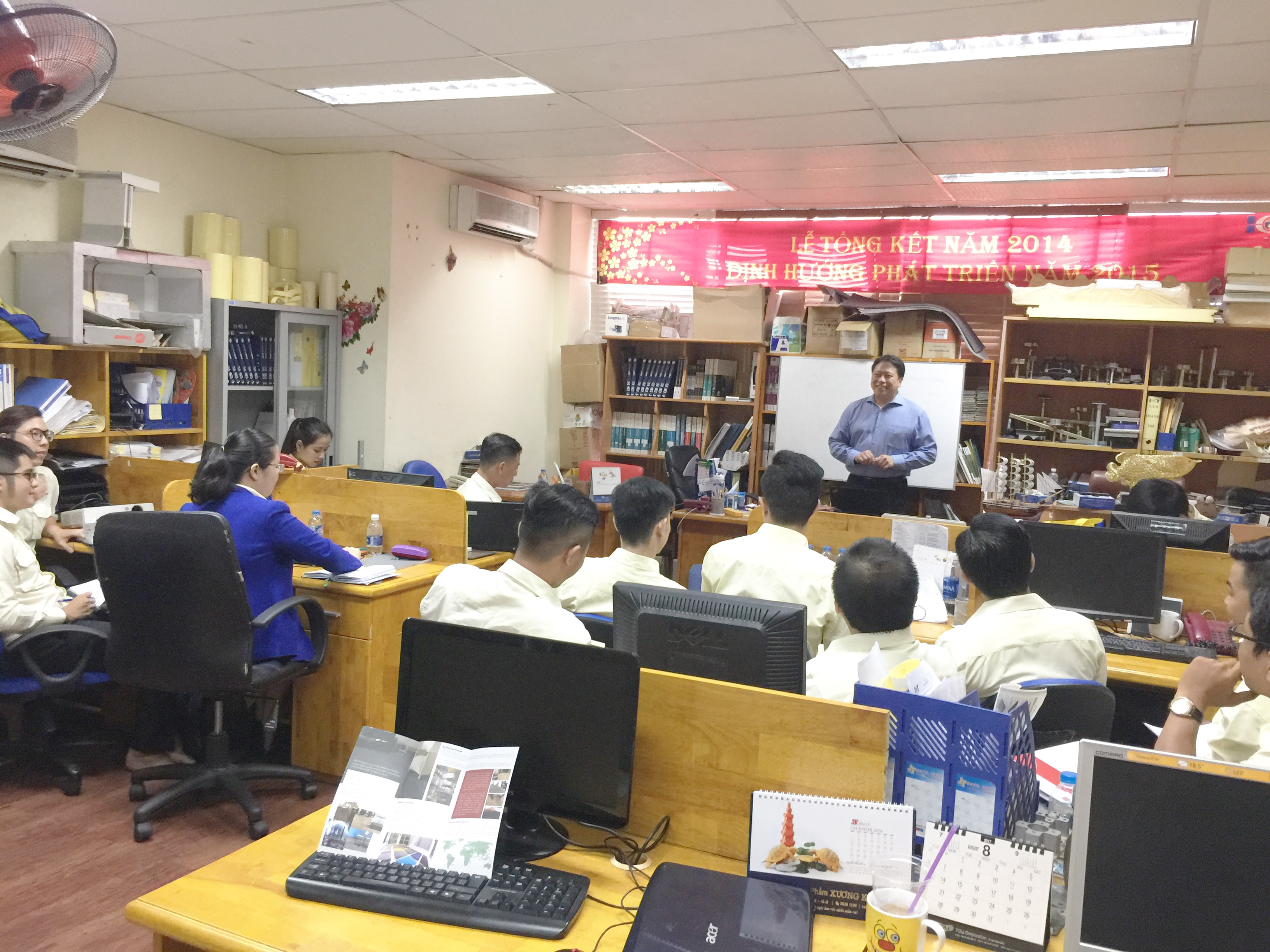Carpet training with Mr.Lincoln Lim - Singapore