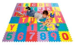 Những lưu ý khi chọn thảm trải sàn cho bé