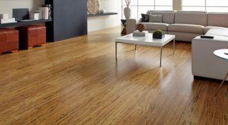 Nên chọn sàn nhựa hay sàn gỗ khi xây nhà ít tiền?