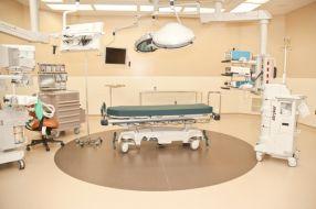 Sàn vinyl kháng khuẩn cho bệnh viện sạch, an toàn