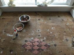 Cải tạo sàn nhà cũ bằng sàn PVC