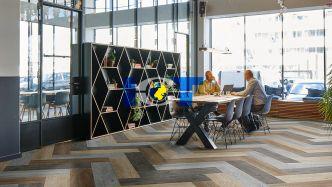 5 mẫu thảm trải sàn văn phòng được ưa chuộng năm 2018