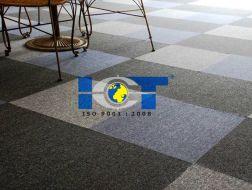 Không gian phòng khách rộng hơn nhờ chọn đúng loại thảm trải sàn