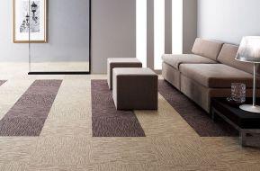 Thảm trải sàn chống cháy - lựa chọn hoàn hảo cho văn phòng, cao ốc hiện đại