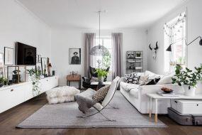 Gợi ý cách chọn thảm trải sàn phòng khách theo mệnh Kim