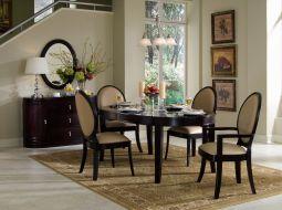 Chọn thảm trải sàn cho phòng ăn thêm sang trọng