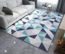 Gợi ý chọn thảm trải sàn phòng khách cho năm mới