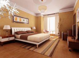 Chọn thảm trải sàn phòng ngủ cho người mệnh Thổ khó không?