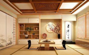 Thảm trải sàn kiểu Nhật